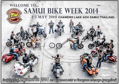 Samui Bike Week 2014